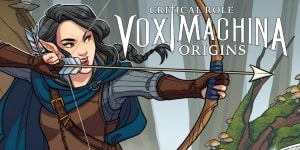 Critical Role Comic Book